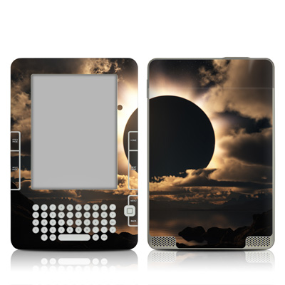 Kindle 2 Skin - Moon Shadow