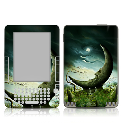 Kindle 2 Skin - Moon Stone