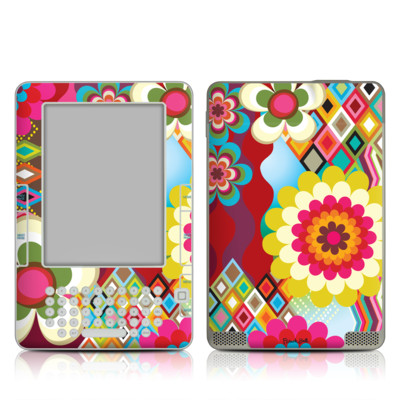 Kindle 2 Skin - Mosaic