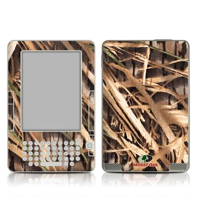 Kindle 2 Skin - Shadow Grass
