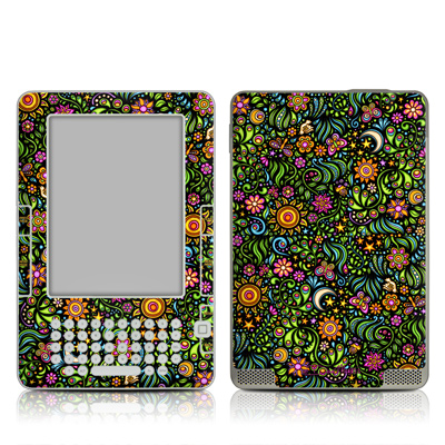 Kindle 2 Skin - Nature Ditzy