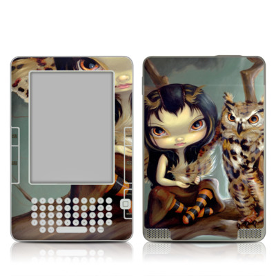 Kindle 2 Skin - Owlyn
