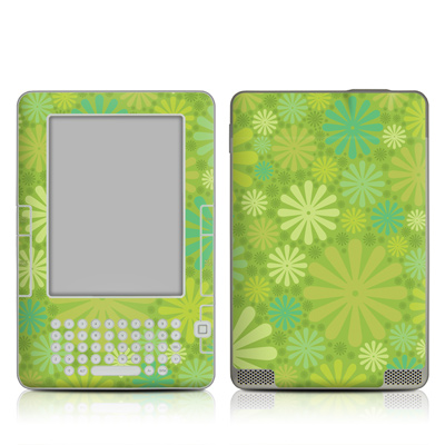 Kindle 2 Skin - Lime Punch
