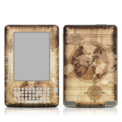 Kindle 2 Skin - Quest