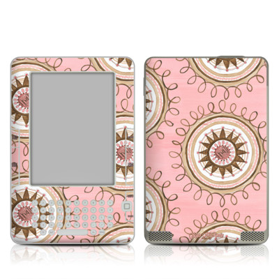 Kindle 2 Skin - Retro Glam