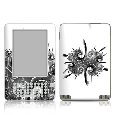 Kindle 2 Skin - Rorschach