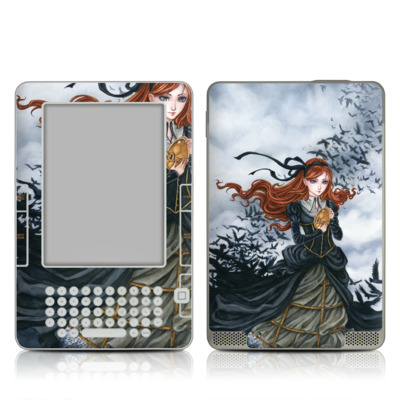 Kindle 2 Skin - Raven's Treasure