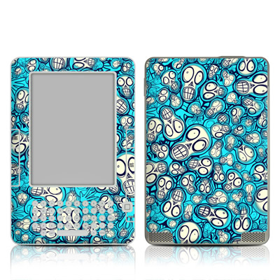 Kindle 2 Skin - Satch Face