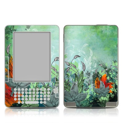 Kindle 2 Skin - Sea Flora