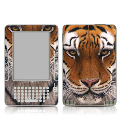 Kindle 2 Skin - Siberian Tiger