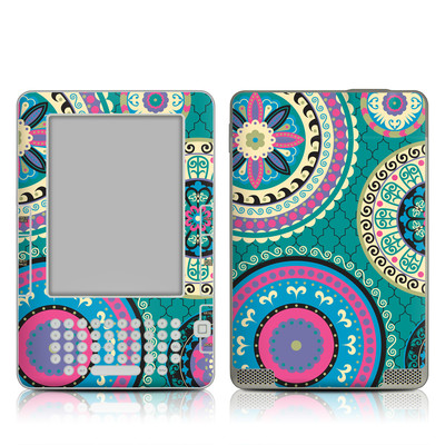 Kindle 2 Skin - Silk Road