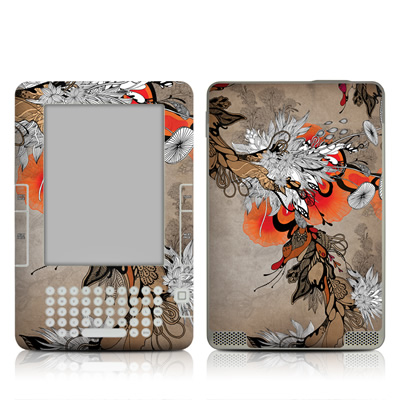 Kindle 2 Skin - Sonnet