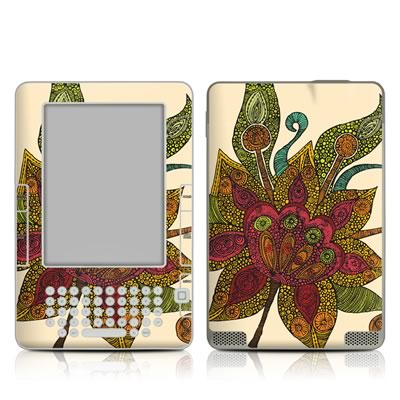 Kindle 2 Skin - Spring Flower