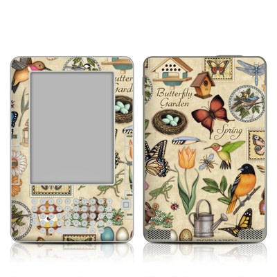 Kindle 2 Skin - Spring All