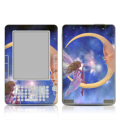 Kindle 2 Skin - Star Kiss