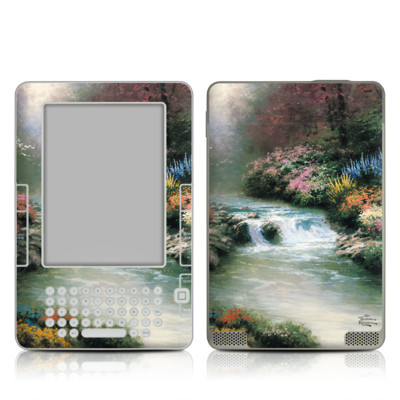 Kindle 2 Skin - Beside Still Waters