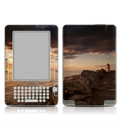 Kindle 2 Skin - Sunset Beacon