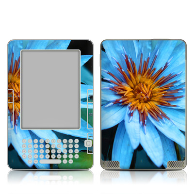 Kindle 2 Skin - Sweet Blue