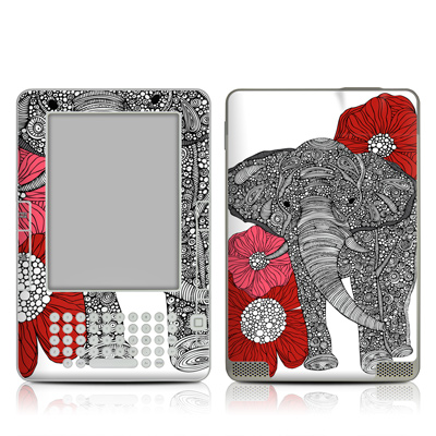 Kindle 2 Skin - The Elephant
