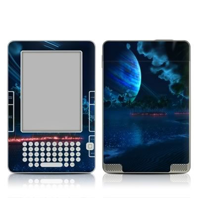 Kindle 2 Skin - Thetis Nightfall