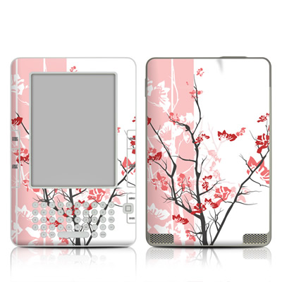 Kindle 2 Skin - Pink Tranquility