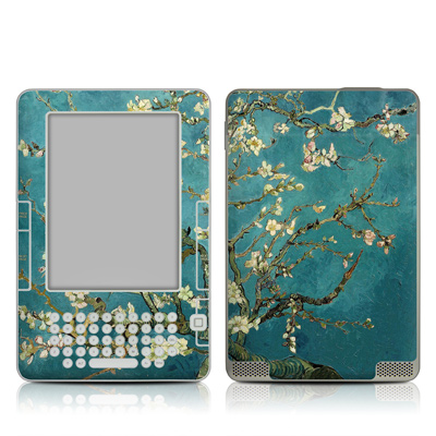 Kindle 2 Skin - Blossoming Almond Tree