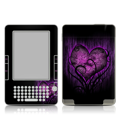 Kindle 2 Skin - Wicked