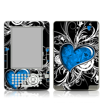 Kindle 2 Skin - Your Heart