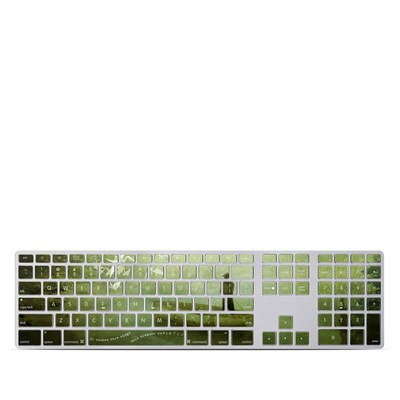 Apple Keyboard With Numeric Keypad Skin - If Wishes