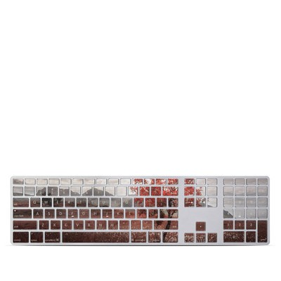 Apple Keyboard With Numeric Keypad Skin - Lofoten Tree