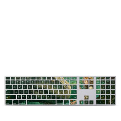 Apple Keyboard With Numeric Keypad Skin - Playmates