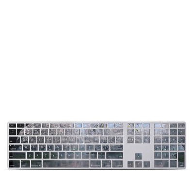 Apple Keyboard With Numeric Keypad Skin - Sakura