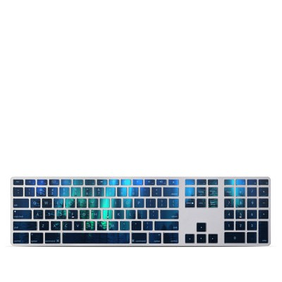 Apple Keyboard With Numeric Keypad Skin - Song of the Sky