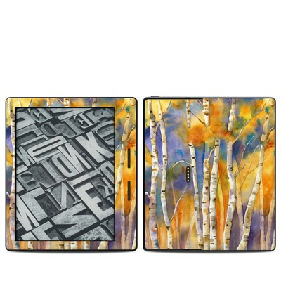 Amazon Kindle Oasis Skin - Aspens