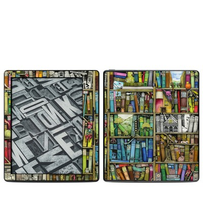 Amazon Kindle Oasis Skin - Bookshelf