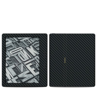 Amazon Kindle Oasis Skin - Carbon