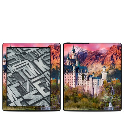 Amazon Kindle Oasis Skin - Castle Majesty