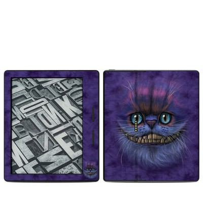 Amazon Kindle Oasis Skin - Cheshire Grin