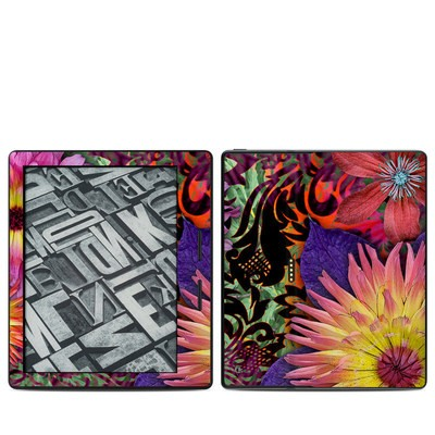 Amazon Kindle Oasis Skin - Cosmic Damask