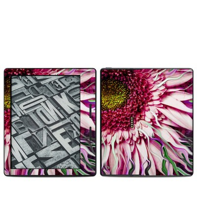 Amazon Kindle Oasis Skin - Crazy Daisy