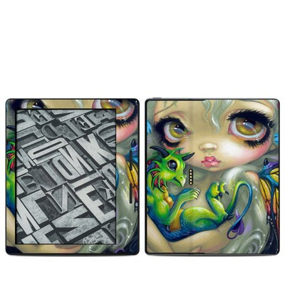 Amazon Kindle Oasis Skin - Dragonling