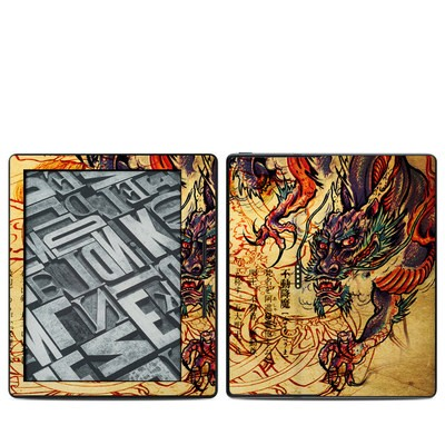 Amazon Kindle Oasis Skin - Dragon Legend