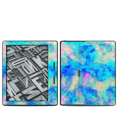 Amazon Kindle Oasis Skin - Electrify Ice Blue