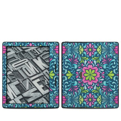 Amazon Kindle Oasis Skin - Freesia
