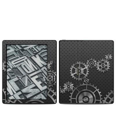 Amazon Kindle Oasis Skin - Gear Wheel