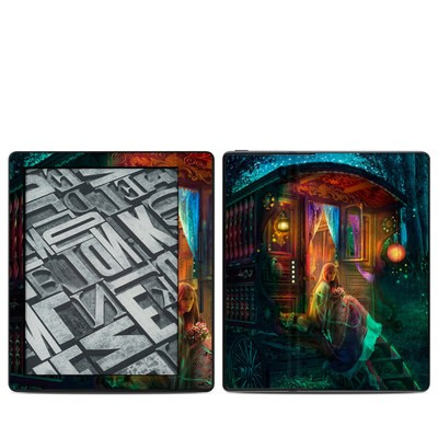 Amazon Kindle Oasis Skin - Gypsy Firefly