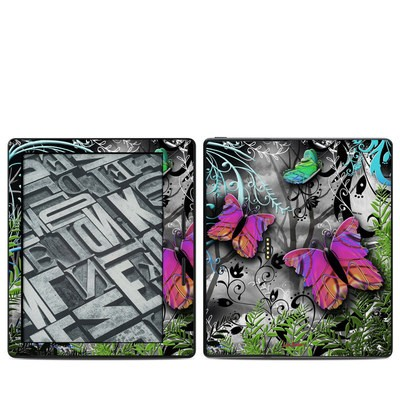 Amazon Kindle Oasis Skin - Goth Forest