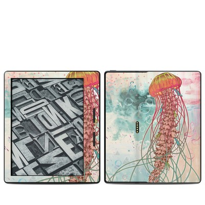 Amazon Kindle Oasis Skin - Jellyfish