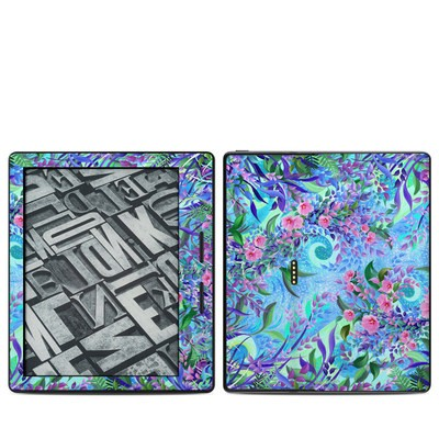 Amazon Kindle Oasis Skin - Lavender Flowers