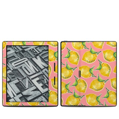Amazon Kindle Oasis Skin - Lemon